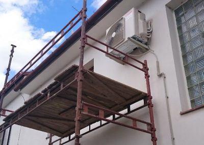 instalace klimatizace leseni