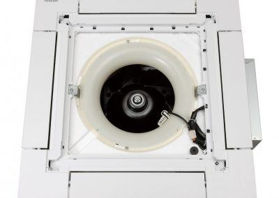 C_13 new compact 4-way cassette without air suction grille