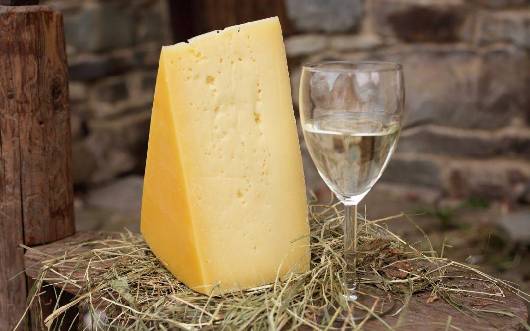 Klimatizace jako pomocník při zrání sýrů